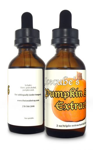 pumpkin seed extract, all natural