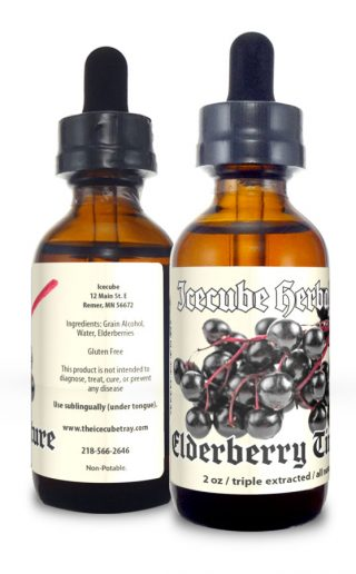 natural elderberry tincture